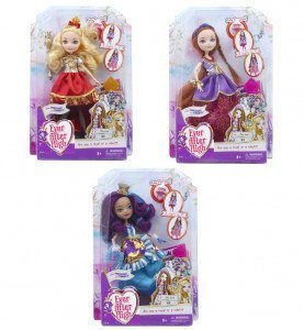 "Кукла ""Ever After High""Powerful Princess Tribe"" EA2166"