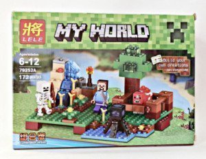 Конструктор Lele My World 79252